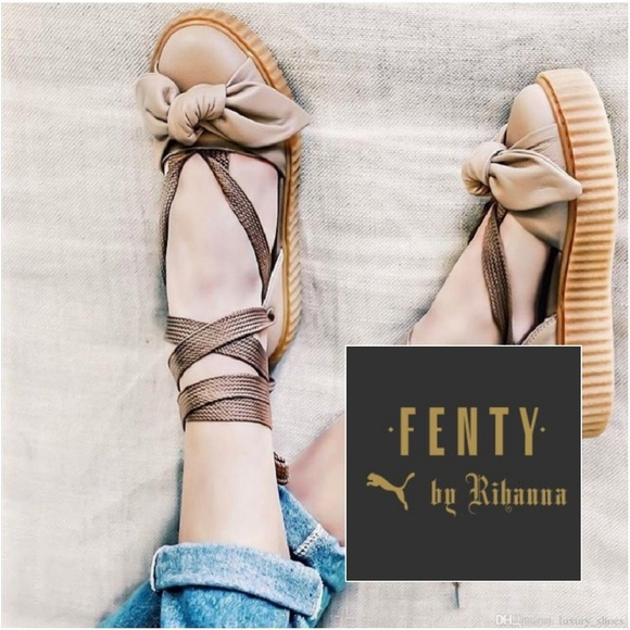 ♥️PM EDITOR PICK♥NEW Fenty Puma Rihanna Creeper c44dfa84f